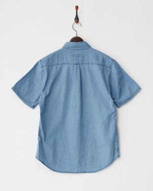 BLEACH  刺繍デニムシャツ見る