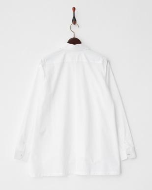 WHITE BADIANA Shirt見る