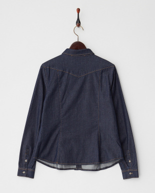 MIDNIGHT NAVY BAGLIO Shirt見る