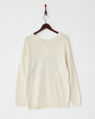 WHITE ACUTO Sweater見る