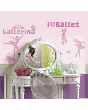 Ballet with Glitter見る
