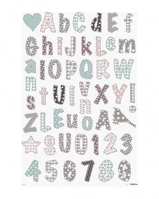 Romantic Alphabet見る