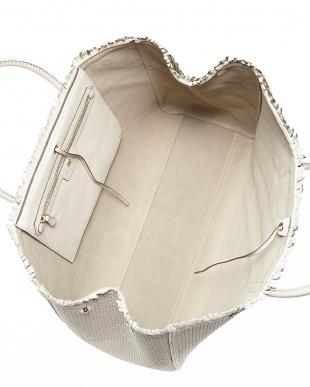 Chalk/Dark Olive Ebury Mx FW Lg Diamond Bag見る