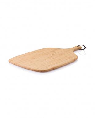 bambu(バンブー)ハンドル付カッティングボード(M)見る