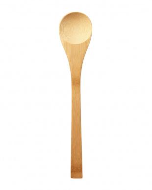 bambu(バンブー) ラウンドスプーン/スロットスプーンSET見る