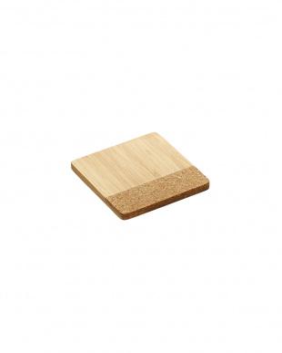 bambu(バンブー)ハイブリッドコースター4枚SET見る