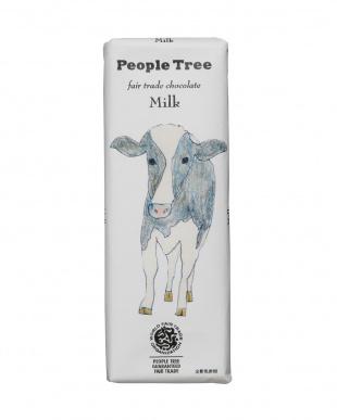 PEOPLE TREE チョコ5SET(フェアトレード板チョコ5種)見る