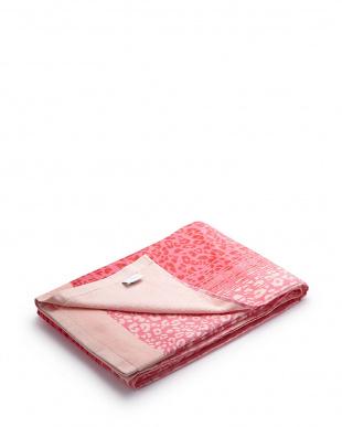 Camocat Pink  ビーチ・タオル見る