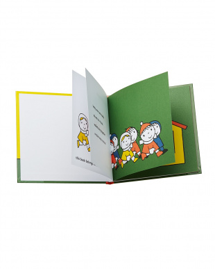 洋書絵本 dick bruna「the school」見る
