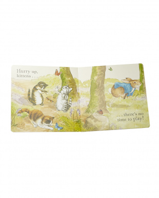 洋書絵本 BEATRIX POTTER「Peter Rabbit Easter Surprise」見る
