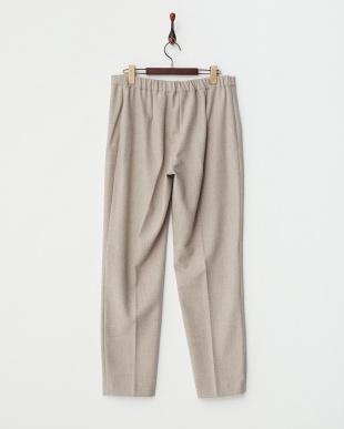 ECRU RITMO Long pants・ストレッチ見る