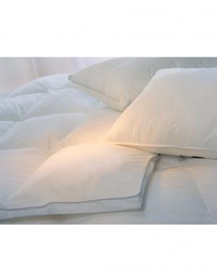 ホワイト 45×65cmFIBELLE ピロー(枕)2個見る