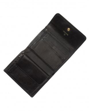 ブラック ココマーク財布見る