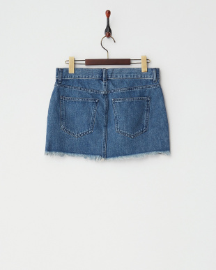 MID DENIM MA:DENIM MINI スカート見る