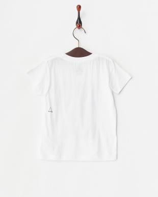 ホワイト TAZICE SS Tシャツ見る