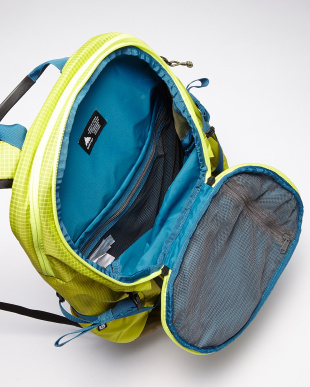 Toxin Bonded Ripstop DAY HIKER PACK・32L見る