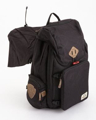 Topo Black  HCSC SHRED SCOUT PACK・26L見る