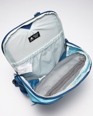 Ultra Blue Ripstop WOMAN'S RIDER'S PACK・23L見る