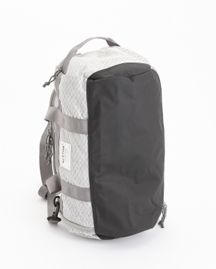 Grey Heather Diamond Ripstop BACKHILL DUFFEL EXTRA SMALL・25L見る