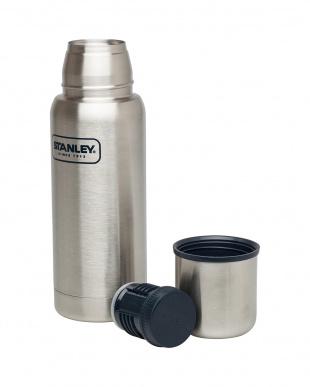 シルバー 真空断熱ボトル0.5L見る