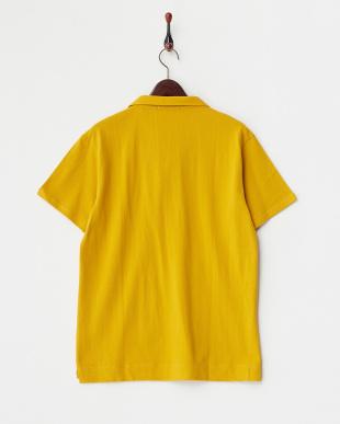 Yellow  鹿の子スキッパー ポロシャツ DOORS見る