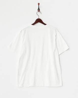 White  Washed クルーネックTシャツ DOORS見る