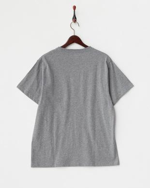 T.Grey Line Print Tシャツ DOORS見る
