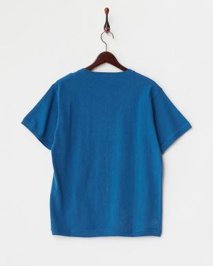 Blue  Tennessee Cotton ショートスリーブ Tシャツ DOORS見る