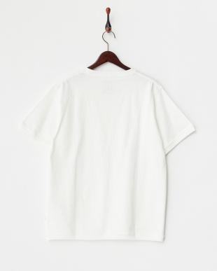 White  Open End ショートスリーブTシャツ DOORS見る