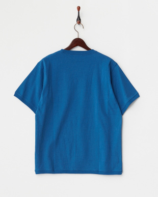 Blue  Open End ショートスリーブTシャツ DOORS見る