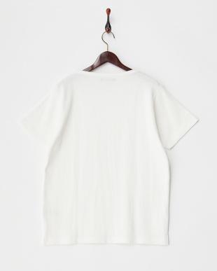 Off White Waffle Boatneck Tシャツ DOORS見る