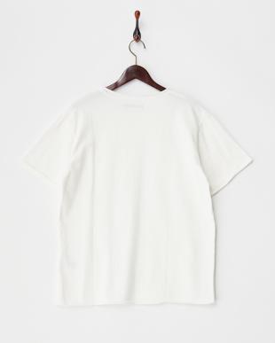 Off White ミニ裏毛エンブレム Pocket Tシャツ DOORS見る