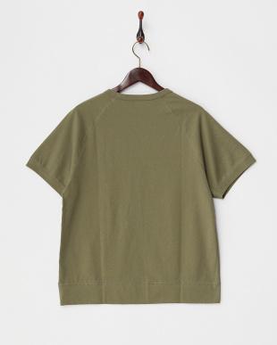 Khaki  Metro Print Tシャツ DOORS見る