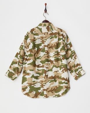 Camo  Linen 7/S Shirts DOORS見る