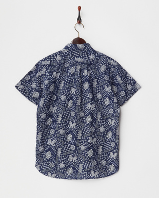 Navy Printed Shirts DOORS見る