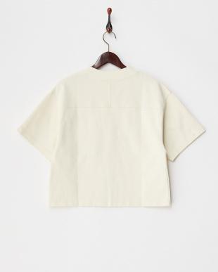 OFF WHITE  フロートインレーポケットTシャツ DOORS見る