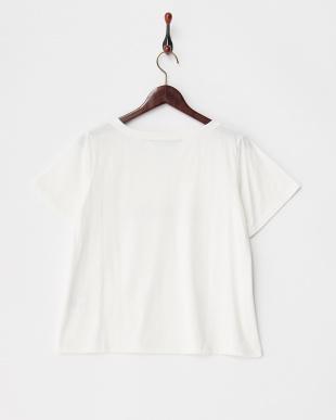 OFF ロゴプリントTシャツ KBF+見る