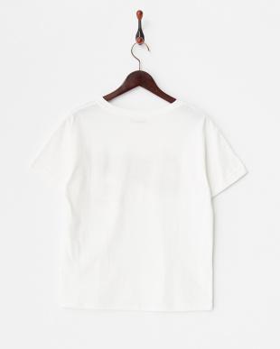 OFF CarpロゴプリントTシャツ UR見る