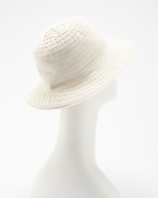 WHITE  ARMEN REG BRIM TAPE HAT DOORS見る