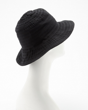 BLACK  ARMEN REG BRIM TAPE HAT DOORS見る