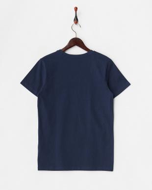 navy CLUB PETANQUE LES GENDAR Tシャツ見る