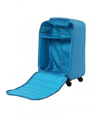 BLUE  Roll-awayスーツケース 26L見る