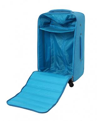 BLUE  Roll-awayスーツケース 51L見る