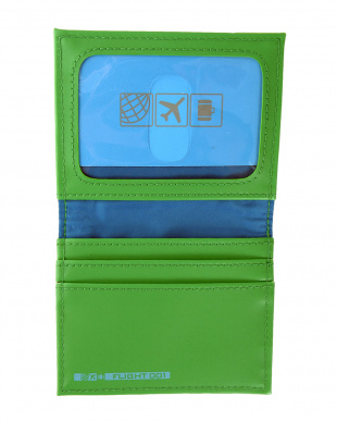 GREEN  HELLOSERIES カードケース見る