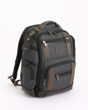 アンスラサイト Kingsville Deluxe Brief PackR│MEN見る