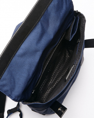 ブルー  Kent Flap Backpack│MEN見る