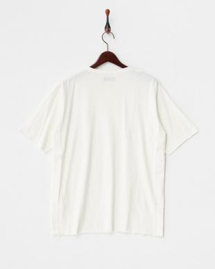 WH 3素材コンビ 半袖Tシャツ見る