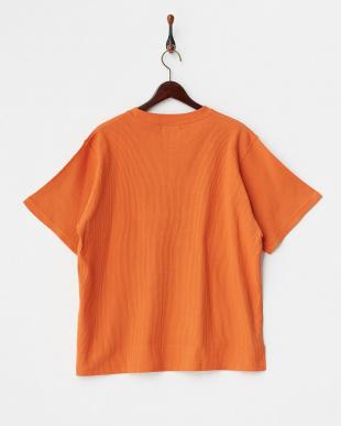 OR  ワッフル半袖Tシャツ見る