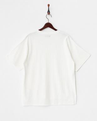 OWH  ワッフル半袖Tシャツ見る