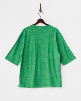 GR ミニパイル半袖Tシャツ見る